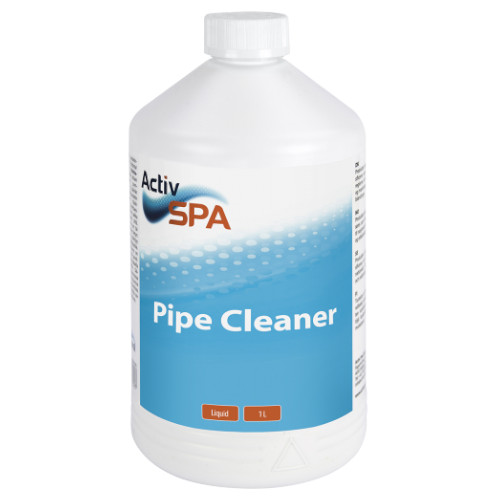 activspa. pipe cleaner. pooltech aps dk