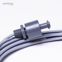 64 200010 Welldana1 Pool udstyr Niveau og flow Niveau flydesensor syrefast
