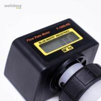 D12 201050 Welldana1 Pool udstyr Niveau og flow Welldana Digitalt flowmeter