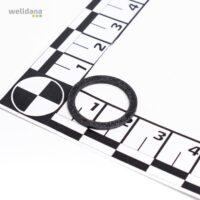 127015 Welldana1 Reservedele Gasket goldcircle PM5