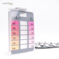 35 152000 Welldana1 Privat brug Minitester Oxygen  pH