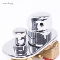 67 311010 Welldana1 Tilbehor Blandingsbatteri Krom A model