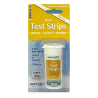 activpool. test strips pool ph klor.pooltech aps dk