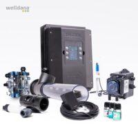 30 190030 welldana 0  saltgeneratorer da gen 90 fc nm kemistyring frit klor med pool kontroller main 1