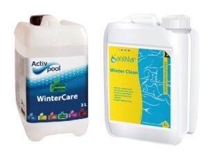 Brug disse kemikalier til at gøre din pool klar til vinteren