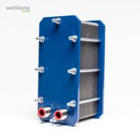 31 160165 welldana 0  opvarmning varmevekslere plate heat exchanger apv 104kw 316l 1