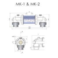 titanium varmeveksler.bwt .climexel.drawing.mk 1.mk 2.ptech